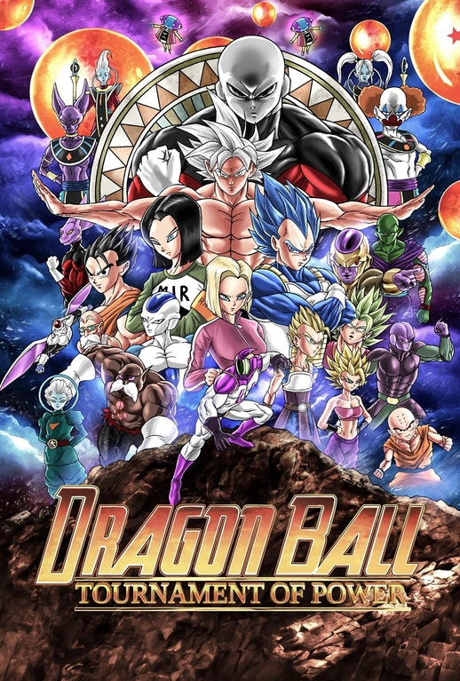 Fear Not Though The Dragon Ball Z Adaptation Of Poster Was Submitted To Reddit About A Month Ago Way After Original Avengers Version Produced