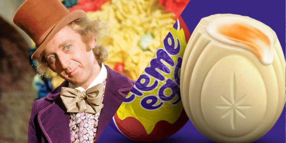 Creme Egg Hunt