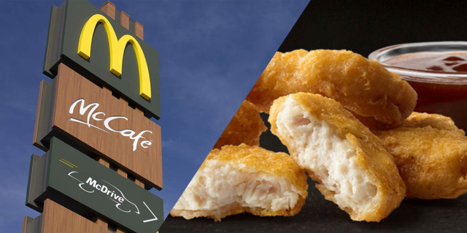 6585807d6061 McDonald's Is Finally Launching Vegan Chicken Nuggets
