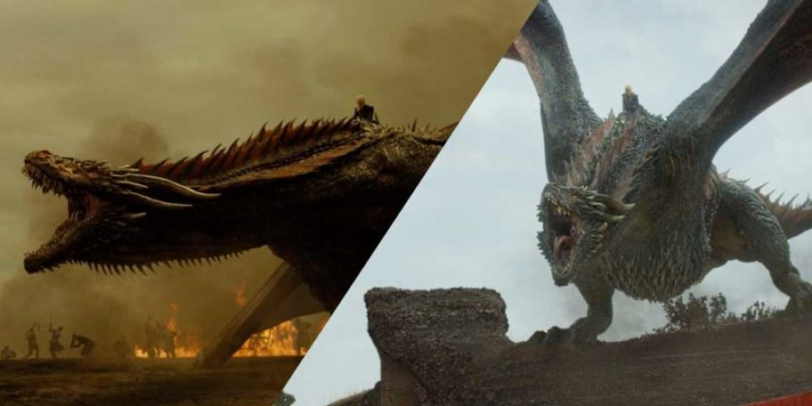 New Game Of Thrones Photos Could Confirm 'Baby Dragon' Fan Theory