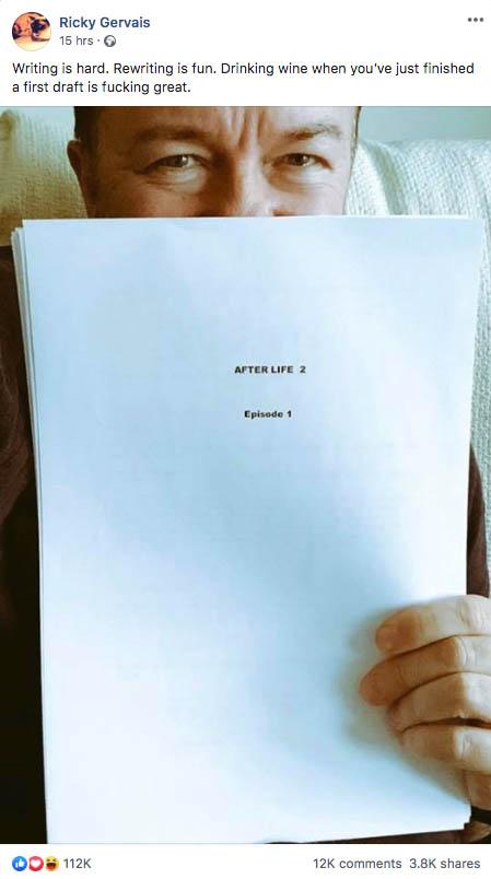 after life season 2 plot