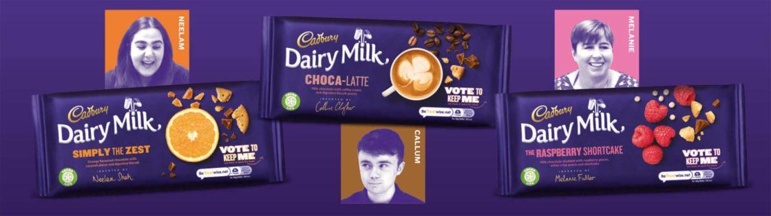 Cadbury Inventor Project