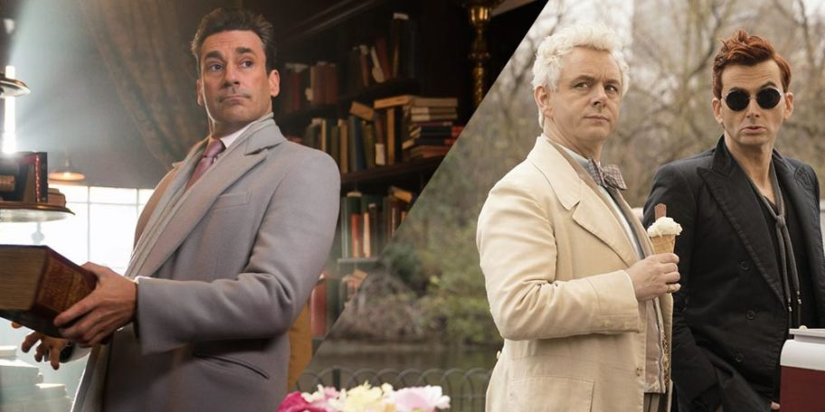 Angry Amazon Fans Lash Out At Netflix In Awkward Good Omens