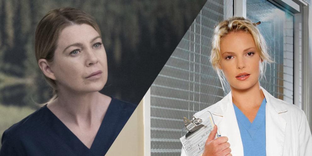 Grey's Anatomy Pompeo