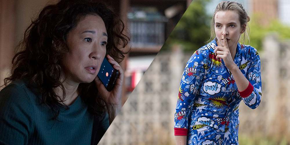 Killing Eve BBC Twitter