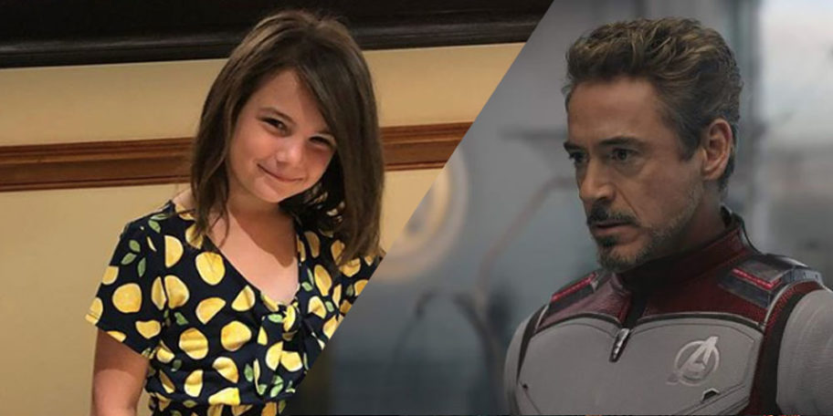 Endgame Actor Who Played Iron Man's Daughter Reveals She's