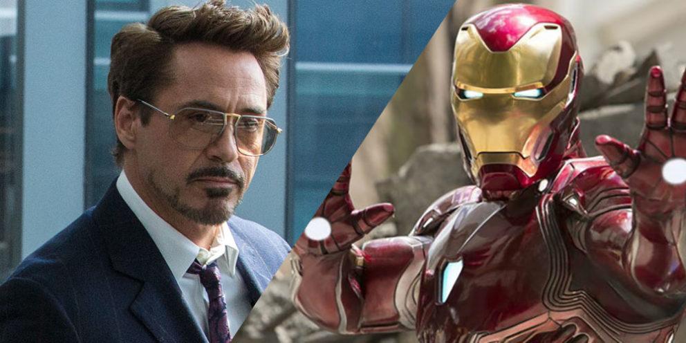 Robert Downey Jr Iron Man Featured