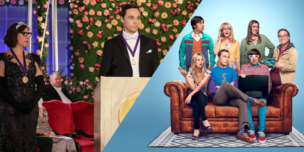 The Big Bang Theory Finale Easter Egg