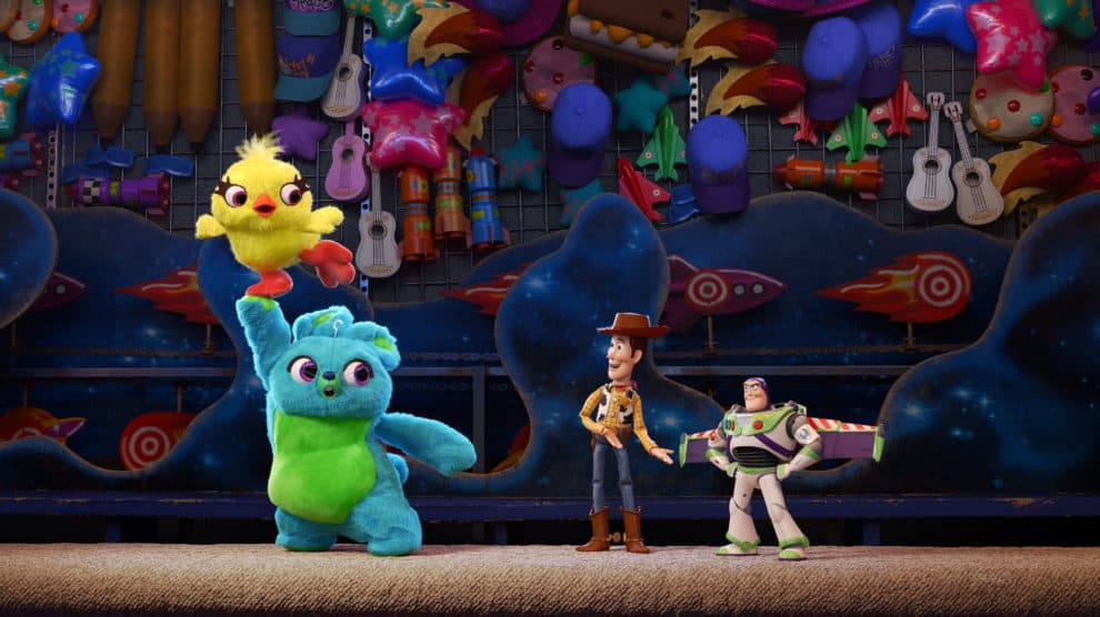 Toy Story 4 Buzz and Woody