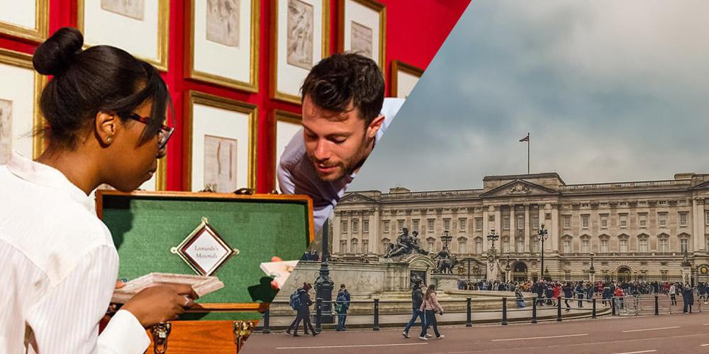 Buckingham Palace Escape Room