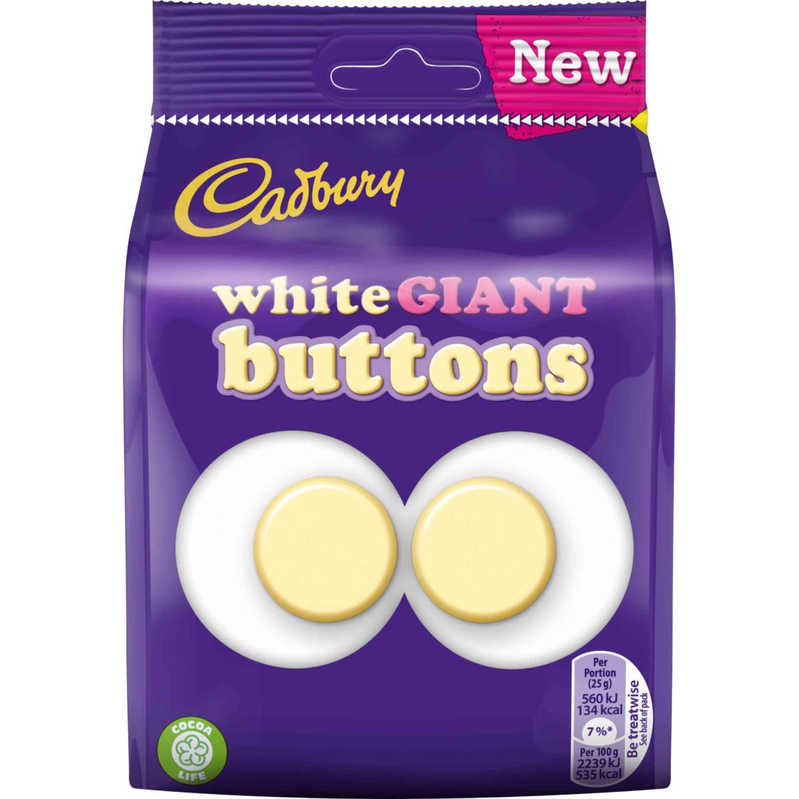 Tesco Is Selling New Galaxy Caramel Chocolate Buttons