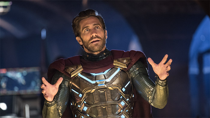 Jake Gyllenhaal Mysterio Spider-Man Far From Home