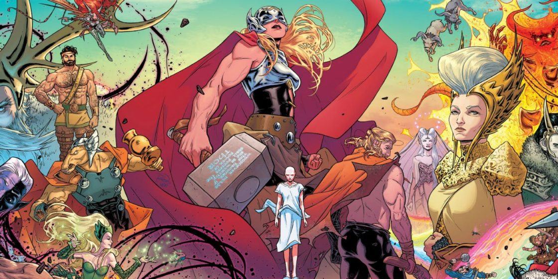 Jane Foster Lady Thor
