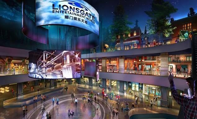 Lionsgate Theme Park