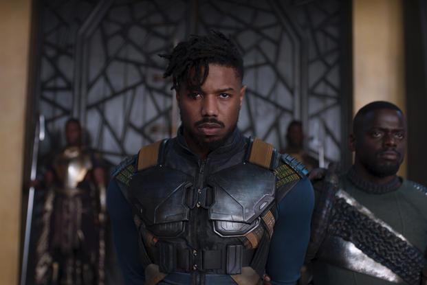 Michael B Jordan Killmonger Black Panther