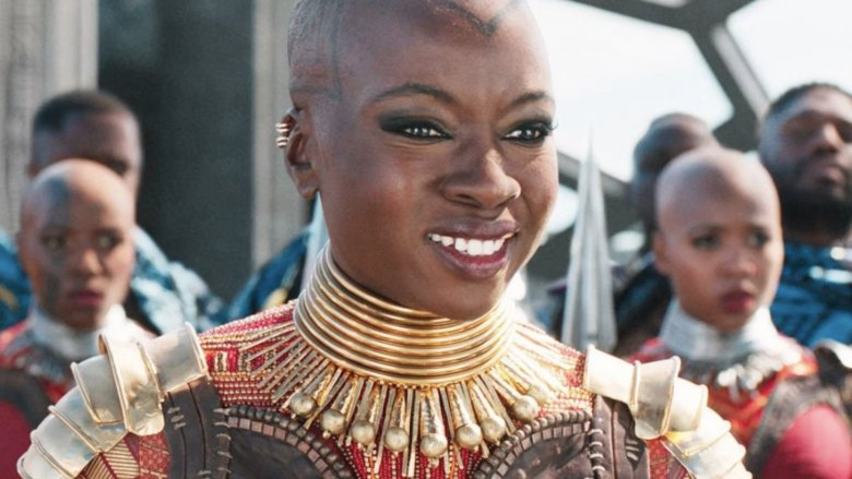 Okoye Black Panther