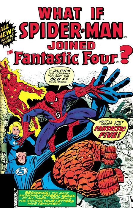Spider-Man What If...? Marvel