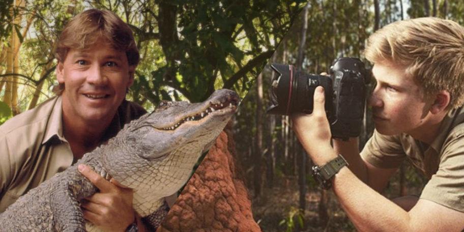 Steve Irwin Featured