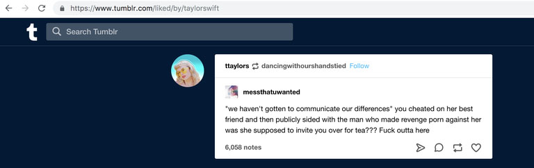 Swift Tumblr copy