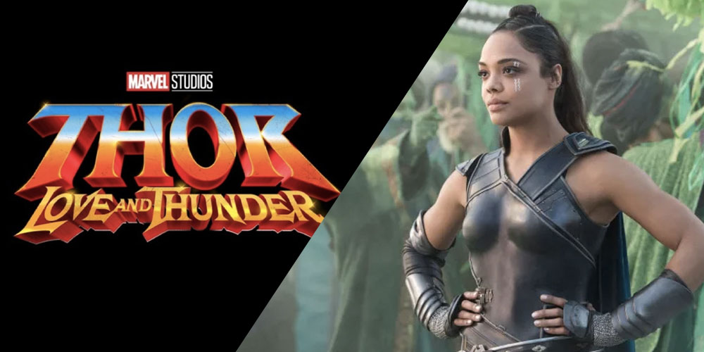 MCU Fans Have Chosen Valkyrie's Queen In Thor 4 And We're Loving It