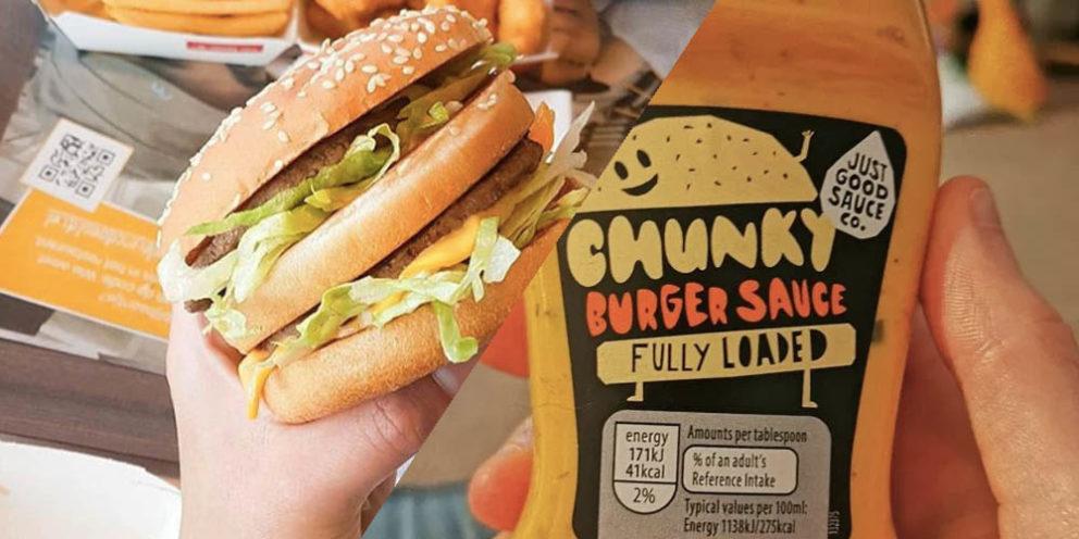 Aldi Burger Sauce