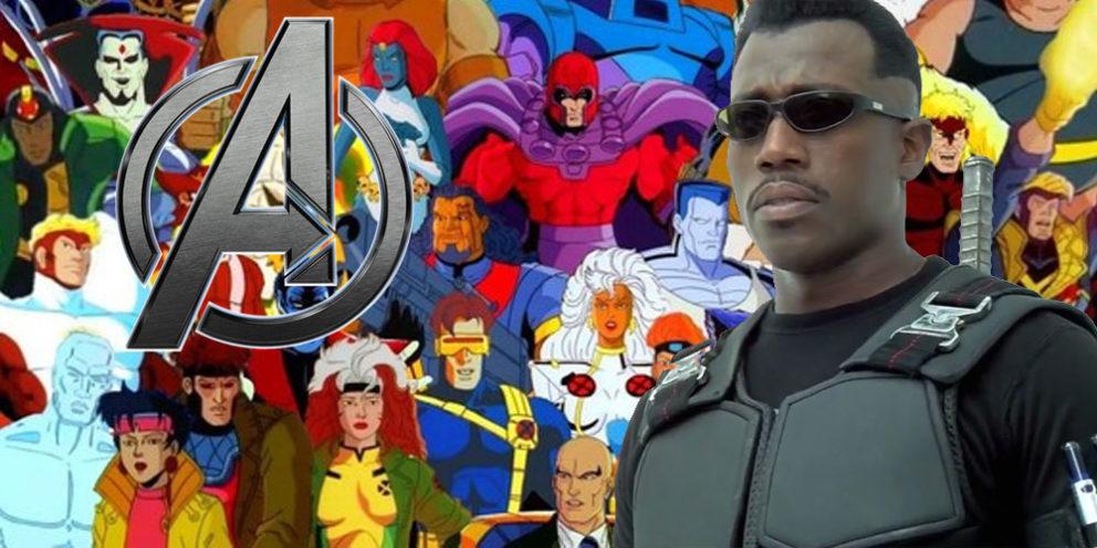 Blade X-Men MCU