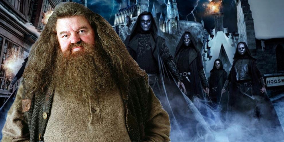 Hagrid Death Eater