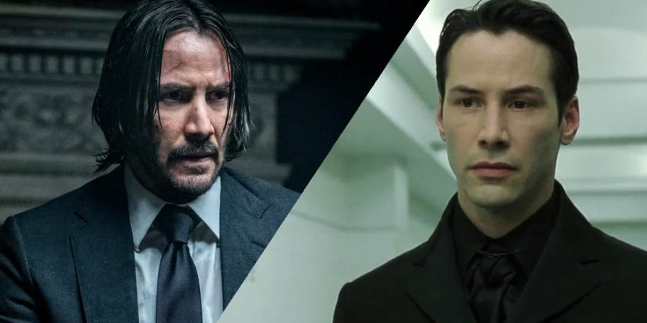 John Wick The Matrix