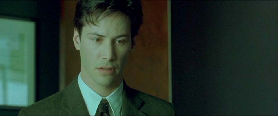 Keanu Reeves Neo The Matrix