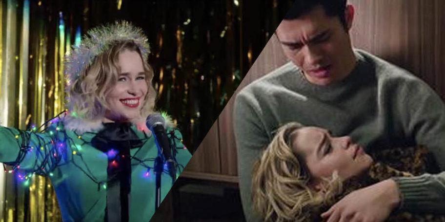Last Christmas 2019.Fans Think Emilia Clarke S Last Christmas Movie Has A