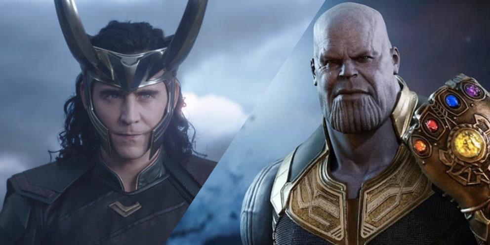 Loki Thanos