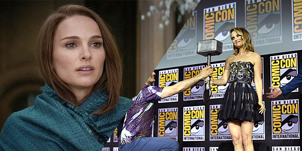 Avengers Tie In Novel Explains How Jane Foster Is Set To ...