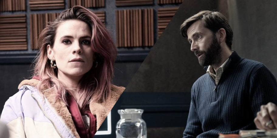 David Tennant's New Netflix Series Is Set In A Very Claustrophobic