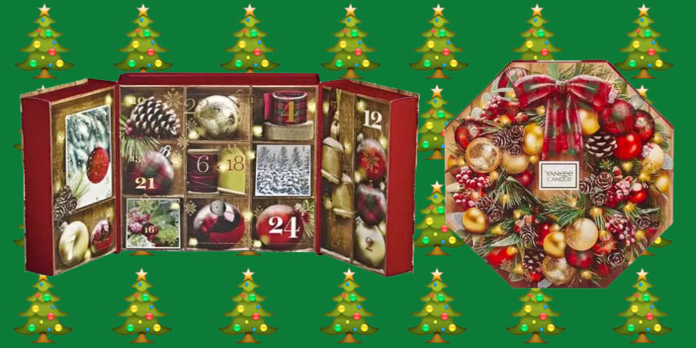 Yankee Advent Calendar