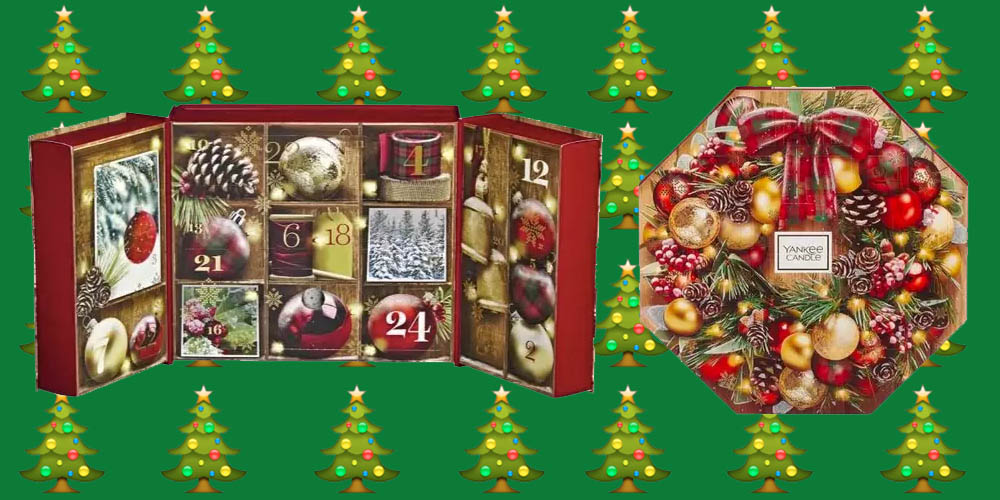 Yankee Candle Just Unveiled Two New Candle Advent Calendars