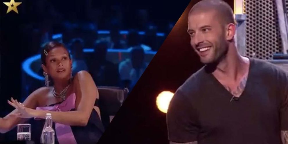 Britain's Got Talent Darcy Oake