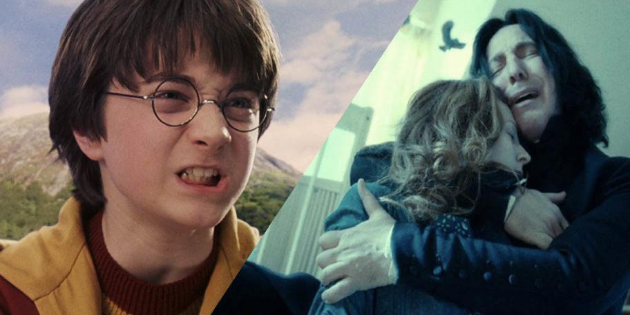 Harry Potter Cursed Child Announcement