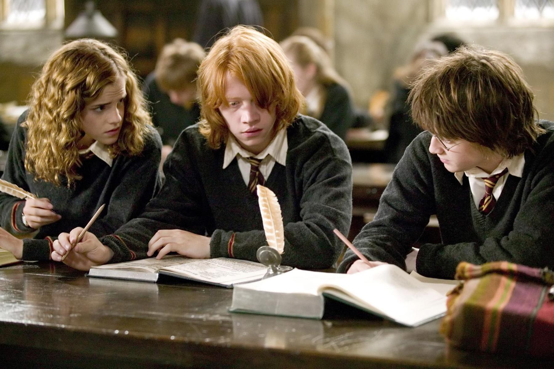 Harry Potter University