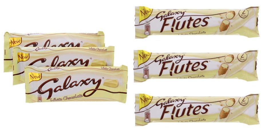 Galaxy Announces Two New White Chocolate Bars And They Sound