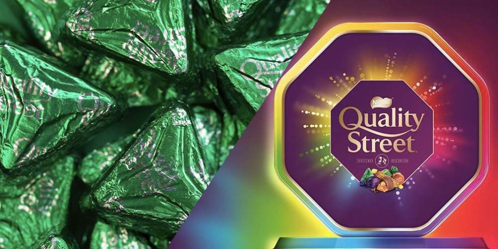 Quality Street Personalised