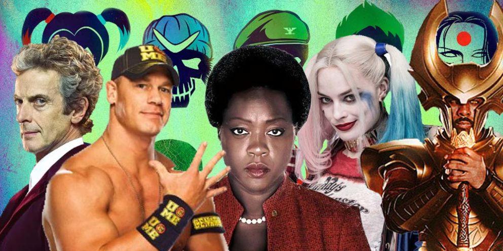 Suicide Squad 2 Cast
