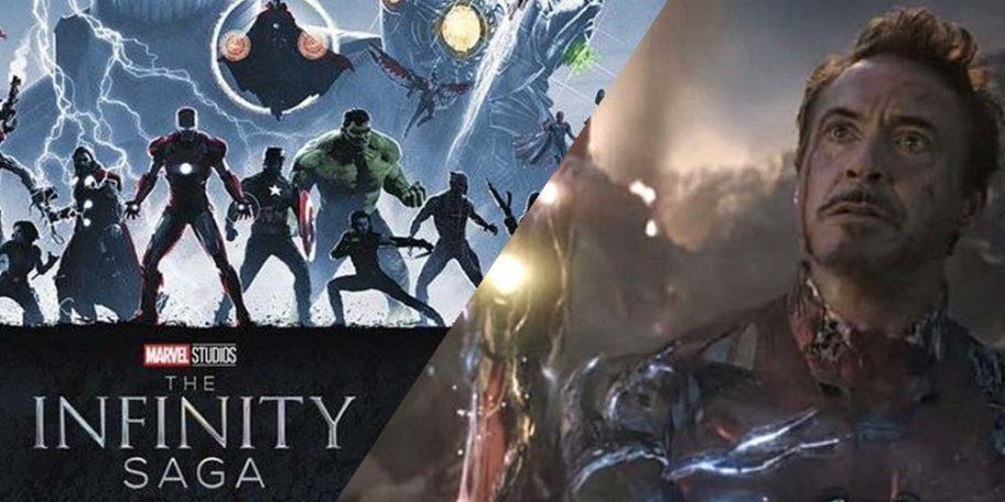 Infinity Saga Collection