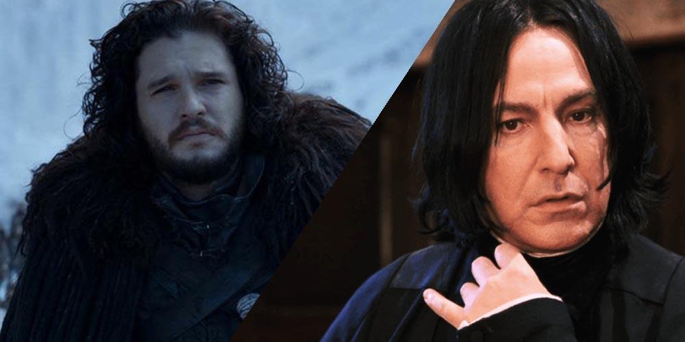 Kit Harrington Wants To Play Snape In Harry Potter Prequel Movie