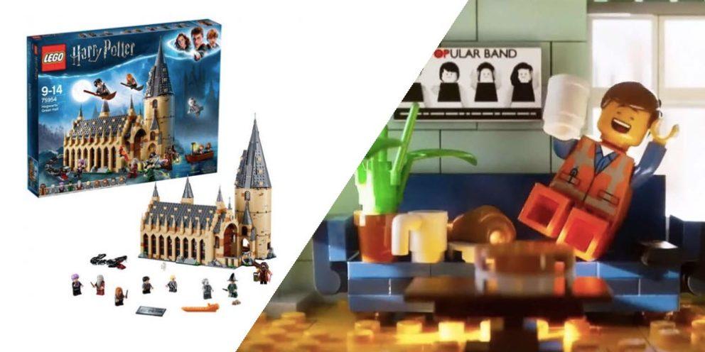 LEGO Rental
