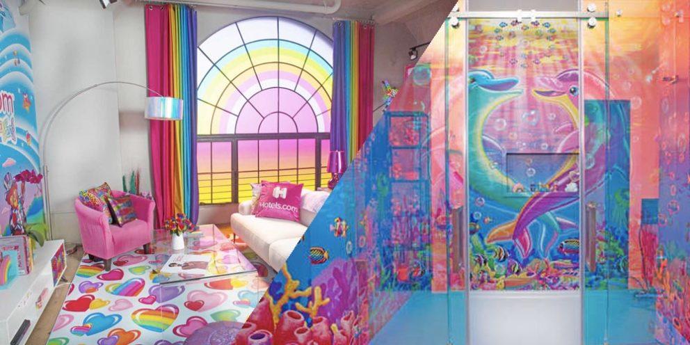 Rainbow Apartment Featured