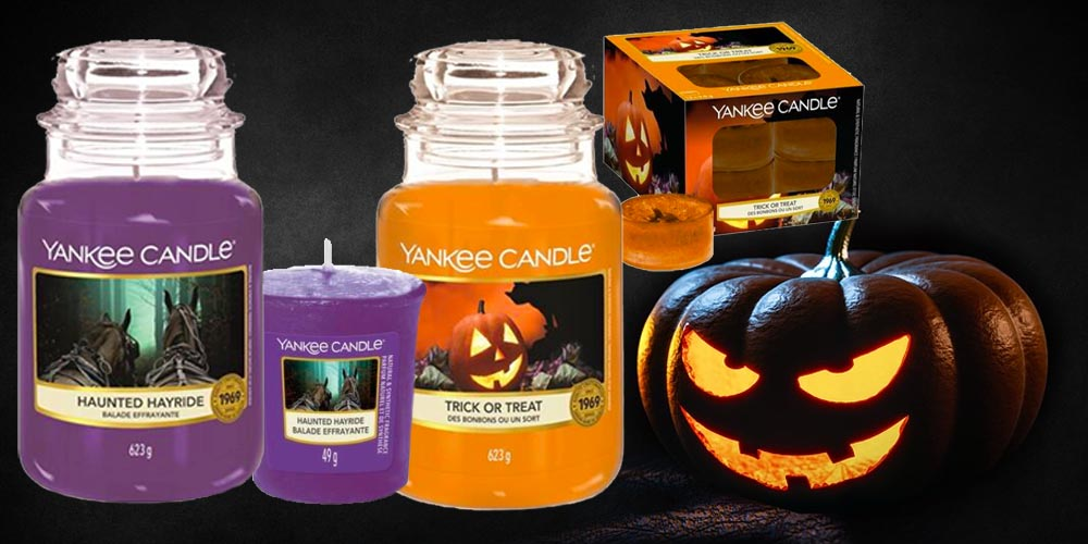 Yankee Candle Halloween 2020 Usa Yankee Candle Announces Its Spooky Halloween Collection