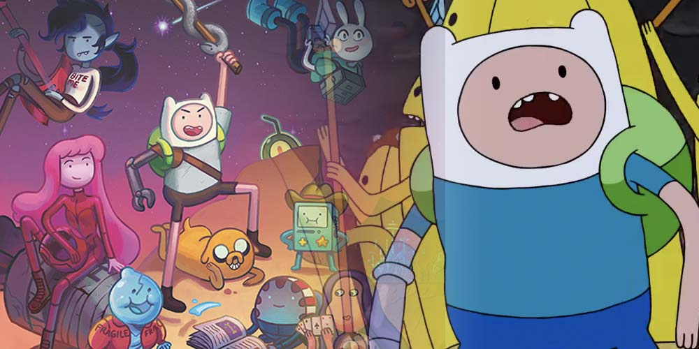 Adventure Time Is Returning With New Series Of Hour Long Specials