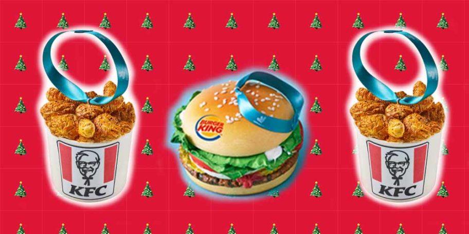 Burger King KFC