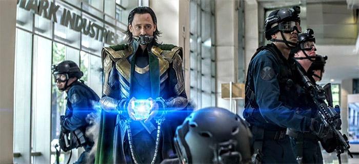 Loki Avengers- Endgame