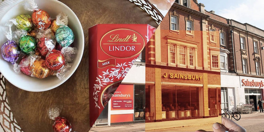 You Can Now Get Lindor Pick N Mix At Sainsburys And It